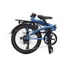 "tern Link C8 - Vélo pliant - 20"" DR bleu"
